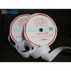 rzep 40 mm biały kod 8103