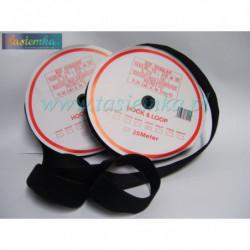 rzep 40 mm czarny kod 8103