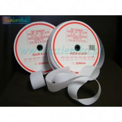 rzep 50 mm biały kod 1004