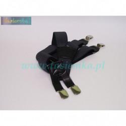 szelka męska-AM 2 żabki ciemny szary kod 1873