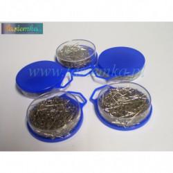 zatrzask metal 0 srebrny, kod 1142