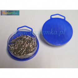 zatrzask metal 1/2 srebrny, kod 1149