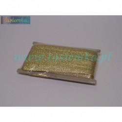 lamówka brokat 15 złoty jasny kod 5014