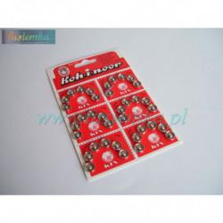 włóczka GRUBA KOTKA gładka k 4-2230 czerwony kod 9011