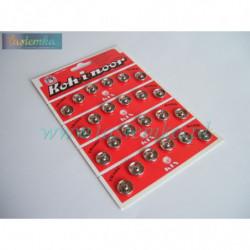 włóczka GRUBA KOTKA melanż k 48-1041 melanż-fiolet kod 9010