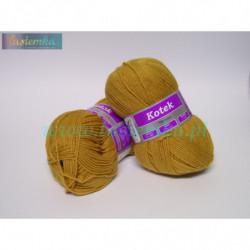 włóczka KOTEK tex 110x3 fiolet 9-2212 kod 9006