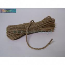 sznurek 15y kol bordo 1034