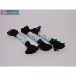 sznurek żaluzjowy 15m kol 0799 - czarny kod 5884