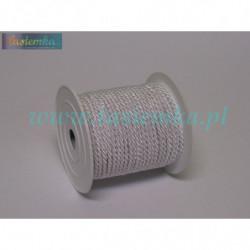 sznurek WS-3,2 kol biały 2047