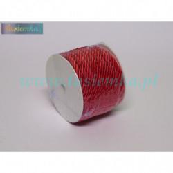 sznurek 15y kol czerwony 1034