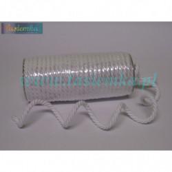 sznurek FI-7 kol 002 biały 1031