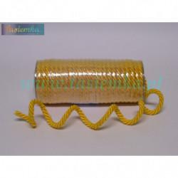 sznurek FI-7 kol 104 żółty 1031