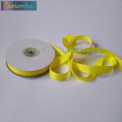 taśma rypsowa 15mm kol 1518 żółty jasny