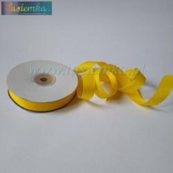 taśma rypsowa 15mm kol 1549 żółty ciemny