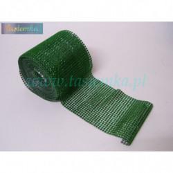 taśma cyrkoniowa 12 kol zielony kod 1077