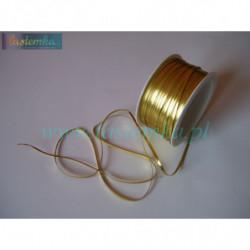 sznurek do bąbek złoty 50m kod 2239
