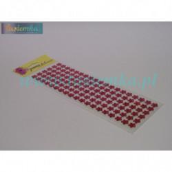 filc 20x30 czerwony kod 1742