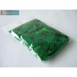 piórka zielone średnie 15g kod 2121