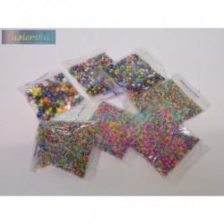 koraliki szklane multikolor kod 1005