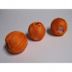 kordonek KAJA 15 CIENIOWANA kol 338 pomarańczowy