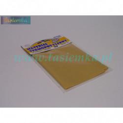 materiał termoprzylepny łatka pościelowa - beż