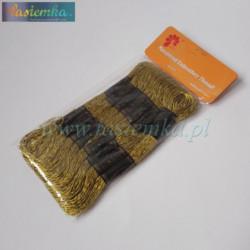 mulina  metalizowana złota