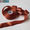 wstążka kropki 1,2cm - czerwony