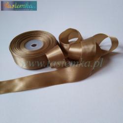 wstążka kropki 1,2cm - fiolet