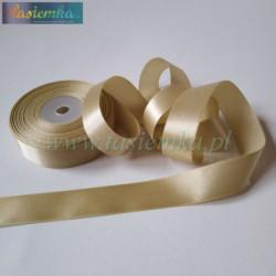 wstążka kropki 1,2cm - oliwka