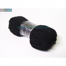 sznurek bawełniany  czarny