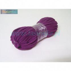sznurek bawełniany ciemny fiolet