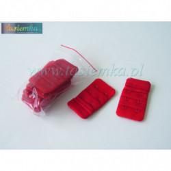 tasiemka atłas 26 mm - róż A002