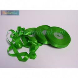 tasiemka atłas 13 mm - A102 Emerald