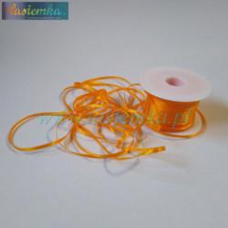 tasiemka atłas 26 mm - pomarańcz A020