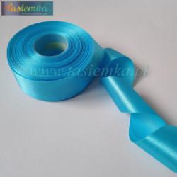 tasiemka atłas 38 mm - A015 Venetian Blue