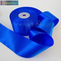 tasiemka atłas 50 mm - A014 Electric Blue