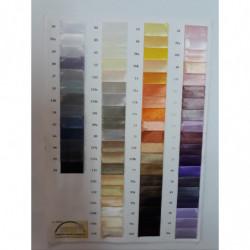 lamówka atłas 25mm  kolor
