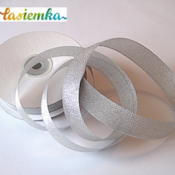 tasiemka atłas 13 mm - A037 Hot Pink