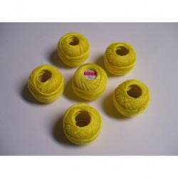 kordonek KARAT 8 kol 405 żółty