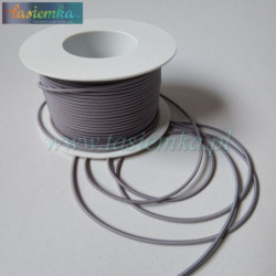 tasiemka atłas 3,5 mm - A014 Electric Blue