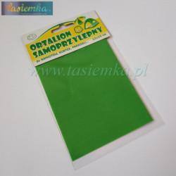 łatka ortalionowa kol zielony średni