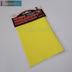 łatka odblaskowa samoprzylepna żółta