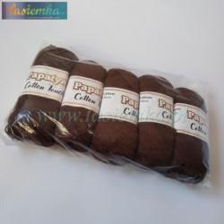 nici bawełnniane 80 czarne