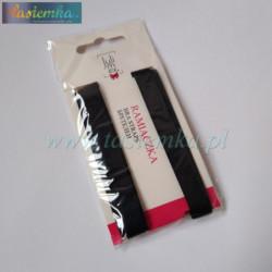 ramiączka do biustonosza 12mm - czarne