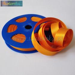 lamówka atłas 15 mm kol 11 pomarańcz