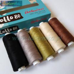 nici bawełniane cotto 80 ZIEMIA