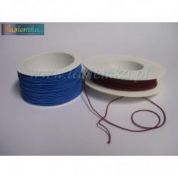 guma 0,7 kol L7701X niebieski ciemny
