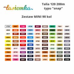 tasiemka atłas 26 mm - fiolet A032