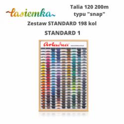 Szafa Talia 120/200m snap STANDARD 1,  198  kol