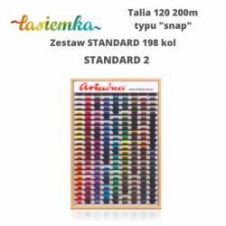 Szafa Talia 120/200m snap STANDARD 2, 198 kol